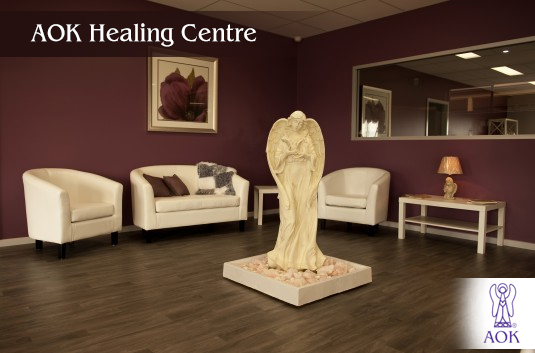aok healing centre