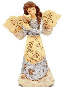 Element Angel Figurines