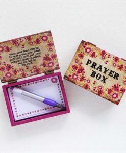 prayer box PBX021