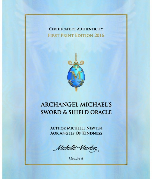 CertificateOfAuthenticity