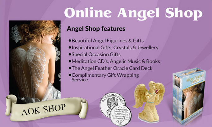 Online Angel Shop