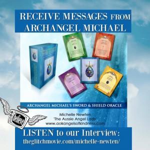 michelle-newten-the-glitch-movie-interview-archangel-michael