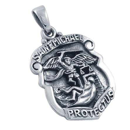archangel-michael-pendant-sterling-silver-SV25-510