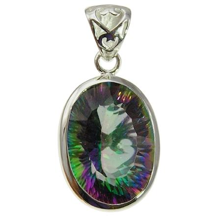 Mystic Topaz Oval Pendant  Aok. Bypass Bracelet. Zodiac Medallion1 Carat Necklace. Travel Watches. Beauty Bracelet. Beads Jewellery Online. Lucky Pendant. Maori Pendant. Mount Black Watches